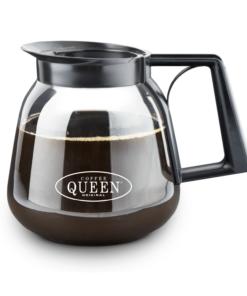 Coffee Queen Glaskanna