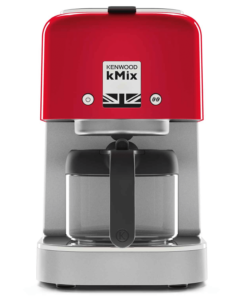 KENWOOD kMix kaffebryggare röd   kaffe-rep
