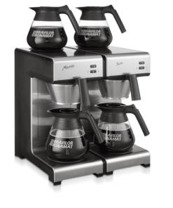 Dubbelbryggare Bonamat Mondo Twin|kaffe-rep.se