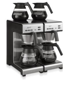 Bonamat kaffebryggare Matic Twin|kaffe-rep.se